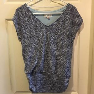 Knox Rose Sweaters - Knox Rose Short Sleeve Sweater, Size S